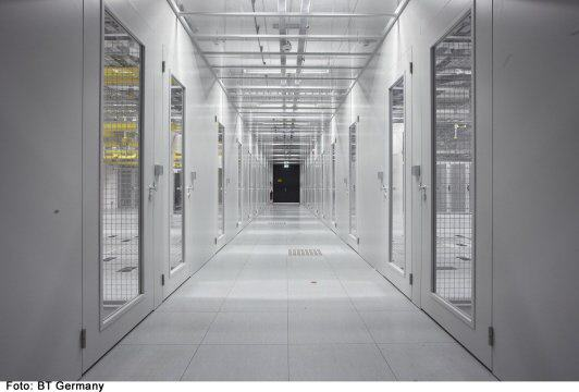 378 Server-Racks pro Stockwerk